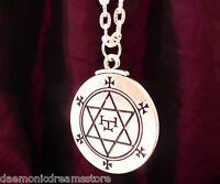 HEXAGRAM OF SOLOMON FOR PROTECTION TALISMAN CONSECRATED Occult Magic Magick