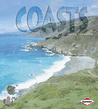 First Step Non-fiction Landforms: Coasts,Sheila Anderson,New Book mon0000013366