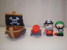 Garanimals Pirate Boat Bath Set
