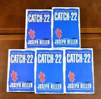 Guided Reading Set of 5 PB Catch-22 by Joseph Heller Teacher Class Set