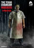 SIDESHOW COLLECTIBLES THREEZERO TEXAS CHAINSAW MASSACRE LEATHERFACE 1/6 SCALE
