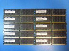 LOT OF  10  Super Talent  T667RB4G4S  4GB DDR2 Registered ECC