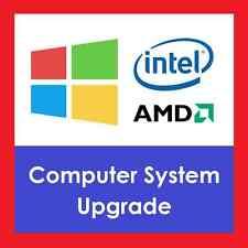 Add 120GB SSD Computer System Upgrade
