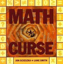Maths Curse by Jon Scieszka (Hardback, 1996)