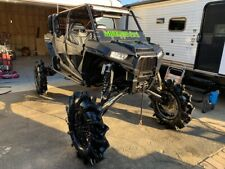 Lifted 2017 polaris rzr xp 4 1000 eps - 608 miles!!