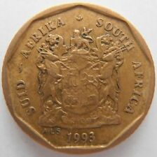 SOUTH AFRICA 10 CENT 1993