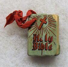 Vintage Tiny Miniature Holy Bible New Testament USA