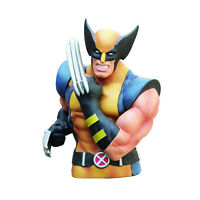 Marvel X-Men Wolverine Bust Bank NEW IN STOCK Toys Coin Bank