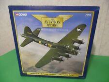 CORGI AVIATION ARCHIVE BOEING B-17 Flying Fortress Memphis Belle DIECAST PLANE