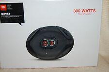 """JBL GX963 3 Way 6"""" X 9"""" Automotive Speakers 300 Watts Max"""
