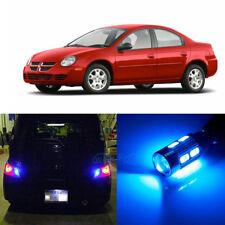 Blue LED Reverse Light/Back Up For Dodge Neon 2000-2005 2001 2002 2003 2004