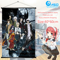 Bungou Stray Dogs 3rd Season Anime Wall Scroll Poster Home Decor Collection Gift