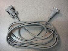 Belkin Serial Extension Cable w/thumbscrews  10 Feet  DB9M/DB9F  #F2N209-10  NEW