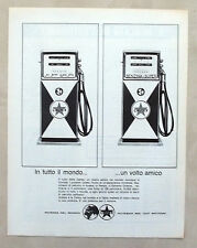E288-Advertising Pubblicità-1963 - CALTEX BENZINA SUPER