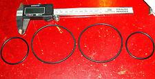 MGB GT V8 instrument panel seals