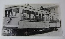 USA598 FIVE MILE BEACH Electric Railway TROLLEY PHOTO New Jersey
