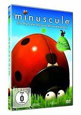 Minuscule, Folgen 01-19 - Die Welt der kleinen Wiesenmons... | DVD | Zustand gut