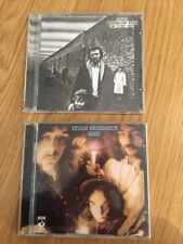 Edgar Broughton Band 2 CDs Wasa Wasa / In Side Out Prog Rock set