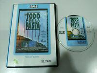 todo por la pasta Maria barranco Antonio Resines - DVD Español - 1T