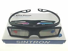 [Sintron] 2X 3D Active Glasses for DLP-Link Optoma 3D Glasses EH320UST HD26 HD33