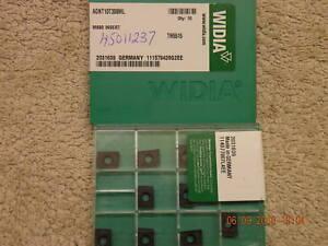 x10 Widia A0NT 10T308ML TN5515 Carbide inserts new