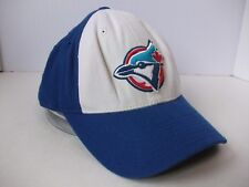 Distressed Toronto Blue Jays Hat 7 5/8 Fitted Repaired Baseball Cap