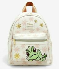 Loungefly Disney Tangled Pascal Mini Backpack Sun Pattern