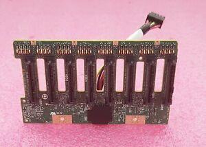 HP 8-SFF NVMe Backplane 826572-001  872971-001