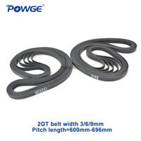 GATES UNITTA Timing Belt 5GT All Length Width Available 225-5GT-10 3D printer