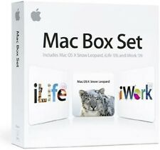Mac Box Set (Including OS X Snow Leopard, iLife 11, iWork 09)