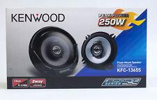 Kenwood 250 Watts 2-Way 5-1/4