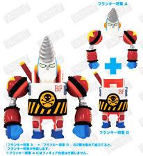 PLEX One Piece Mini Big Head Part 12 Fishman island Arc Figure Franky Shogun