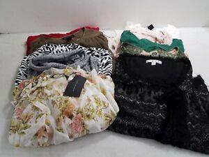 Women's Top Blouse Lot Sz Medium Zara, Chico's, Cabi Etc.