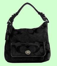 COACH 22392 LEGACY OP ART Signature Shoulder Bag Msrp $278