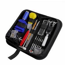 watch repair kit 147 PCS Professional Spring Bar Tool Set + Band Link Pin + case
