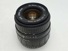 Sigma 24-70mm F3.5-5.6 UC Aspherical Zoom Lens for Pentax KAF Mount Cameras