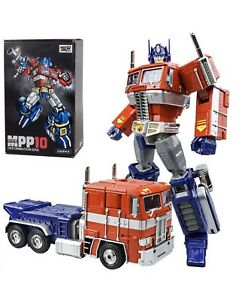 Wei Jiang Transformers Alloy enlargement MPP10 Optimus Prime Commander in stock