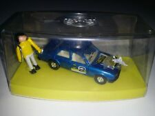 Rare Mira (Spain) Peugeot 504 with Figure Mint in Box