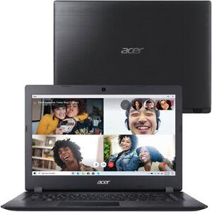"Acer Aspire 1 A114-32 14"" Laptop Celeron N4020 4GB 64GB Win10 Black NX.GVZEK.01C"