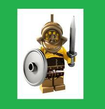 SEALED Lego Series 5 Gladiator Roman Greek Colosseum Games Arena 8805 Minifigure