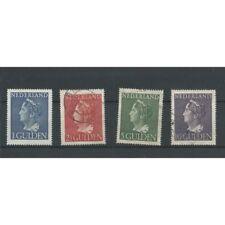 Nederland 346-349 Konijnenburg   VFU/gebr  CV 111 €