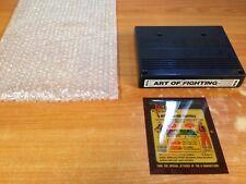 Rare Vintage 1992 Neo Geo MVS SNK Game Art of Fighting