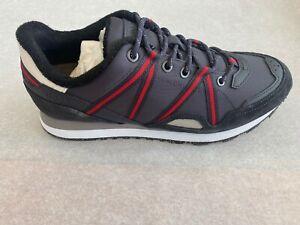 BOSS HUGO BOSS Men's Sneaker Parkour Run NYWE 026 Dk Grey