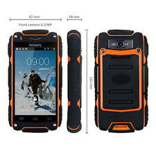 Original Discovery V8 Android 3G 4.0 Zoll Smartphone Wasserdichte Shockproof GPS
