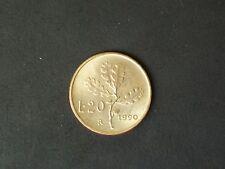 MONETA LIRE 20 1990  FDC DA DIVISIONALE