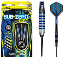 WINMAU SUB ZERO Soft Darts 18 gramm 80% Tungsten Neuheit