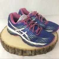 Asics Gel Nimbus women's running shoes sneakers size 7