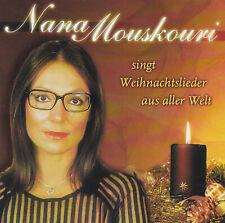 NANA MOUSKOURI - CD - NANA MOUSKOURI SINGT WEIHNACHTSLIEDER AUS ALLER WELT