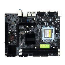 G41 Desktop Computer Motherboard LGA 775 Ddr3 Support Dual Core Quad Core CPU NY