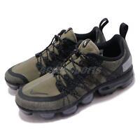 Nike Air Vapormax Run Utility Medium Olive Green Mens Running Shoes AQ8810-201